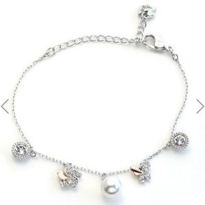 Swarovski Jewelry - Swarovski crystal pave bracelet